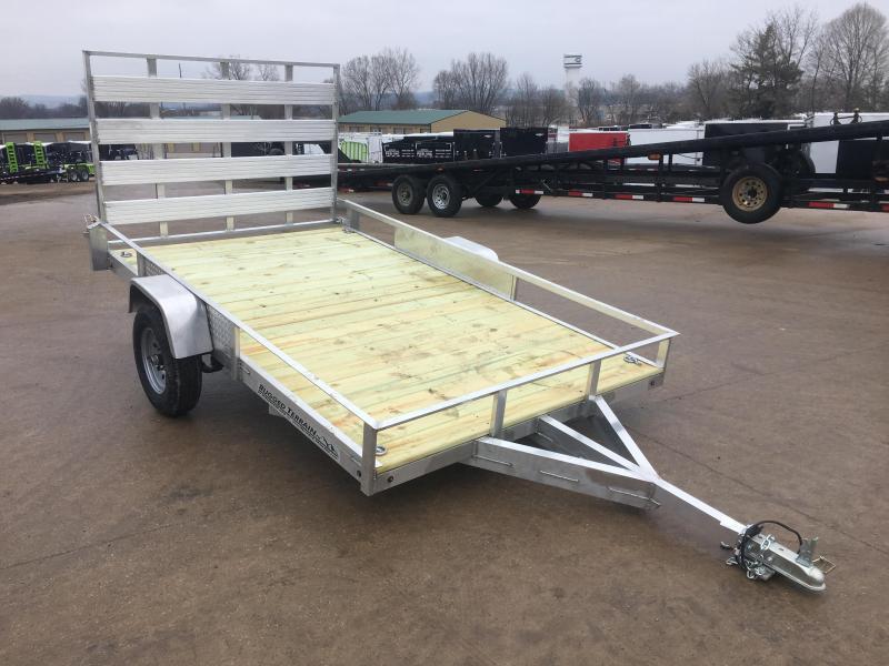 2020 Rugged Terrain 6X10 Aluminum Utility Trailer