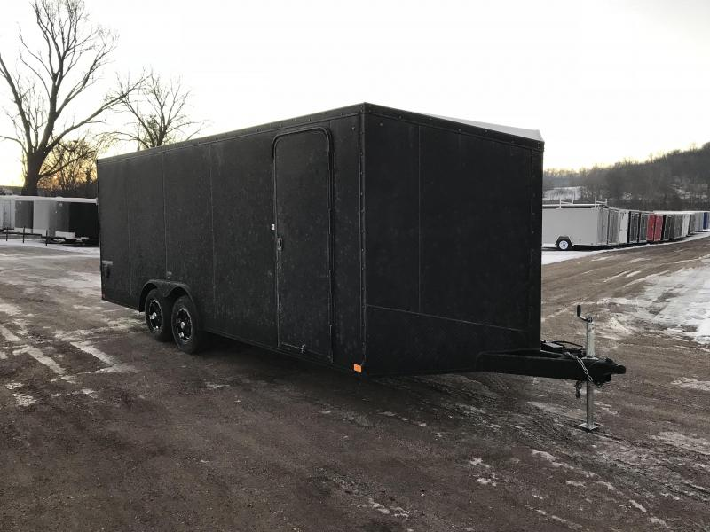 2019 Impact Trailers 8.5X20 Enclosed Cargo Trailer