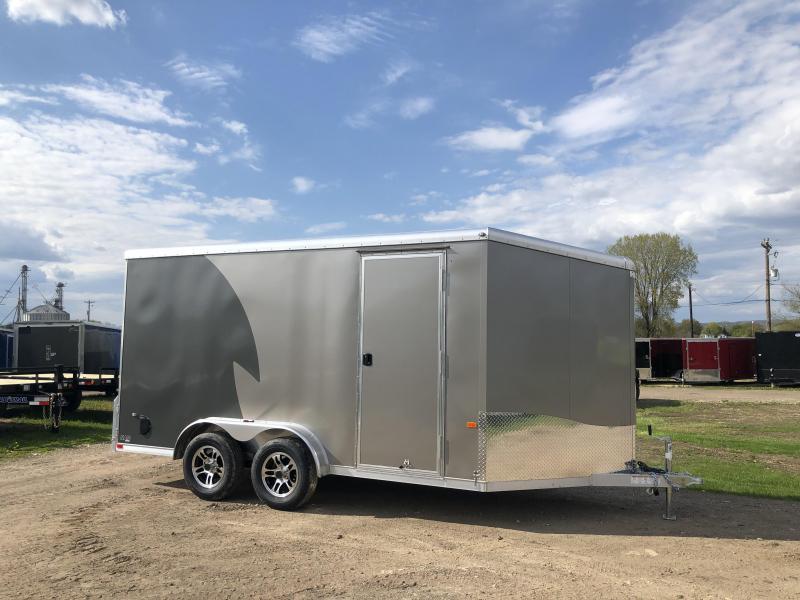 2019 NEO Trailers 7.5X14 Aluminum Enclosed Cargo Trailer