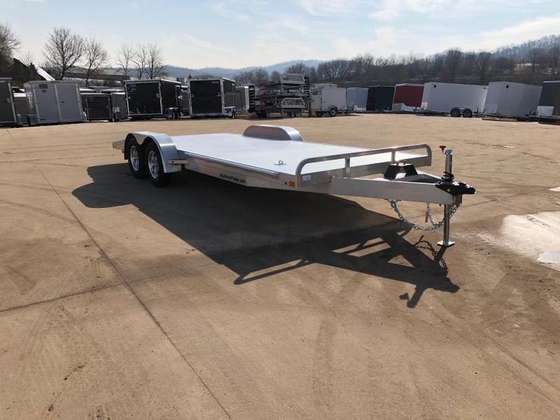 2018 Aluminum Trailer Company 82X20 Aluminum Car Hauler