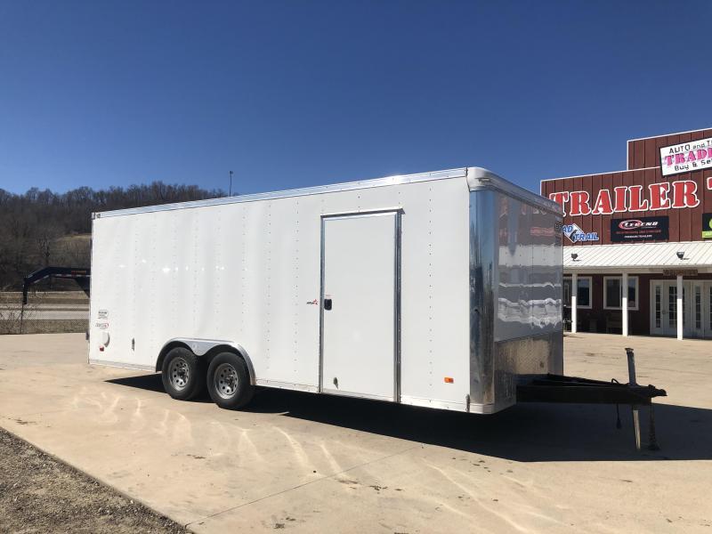 2015 Bravo Trailers 8.5X20 Enclosed Cargo Trailer in Ashburn, VA