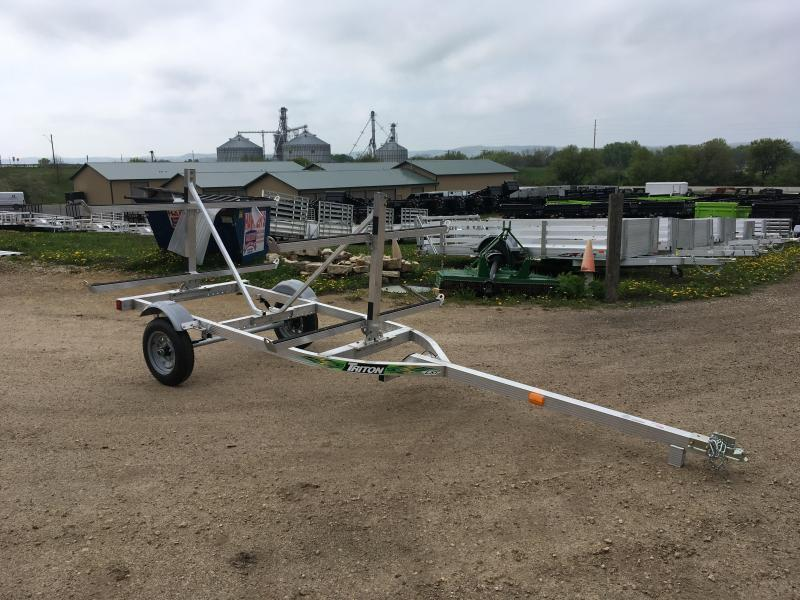 2018 Kayak Trailer 4 Place Watercraft Trailer in Ben Wheeler, TX