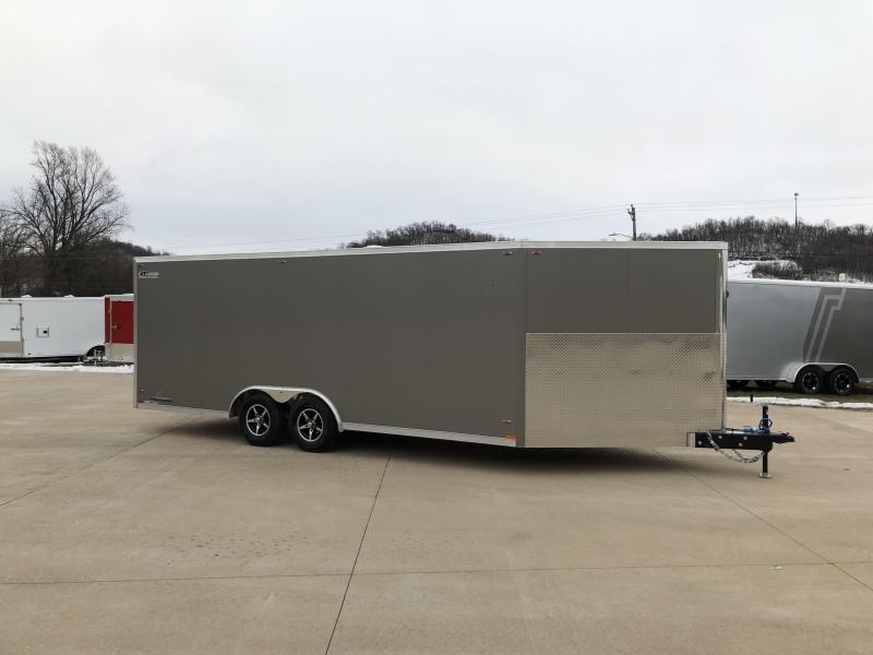 2019 Legend Manufacturing 8.5X26 Trailmaster Snowmobile Trailer in Ashburn, VA