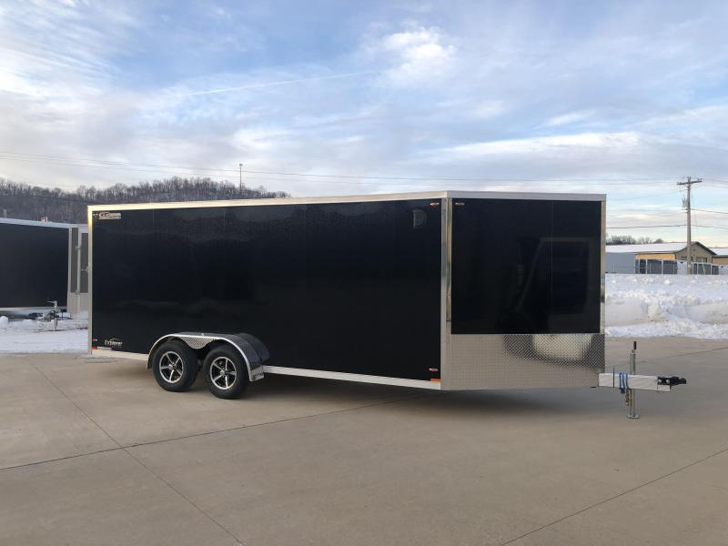 2019 Legend Manufacturing 7X23 Inline Snowmobile Trailer