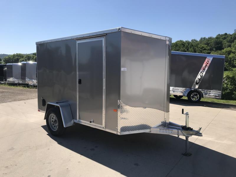 2019 NEO Trailers 6X10 Aluminum Enclosed Cargo Trailer in Ashburn, VA