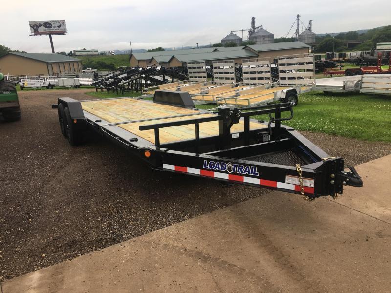 2019 Load Trail 83X22 Gravity Tilt Equipment Trailer