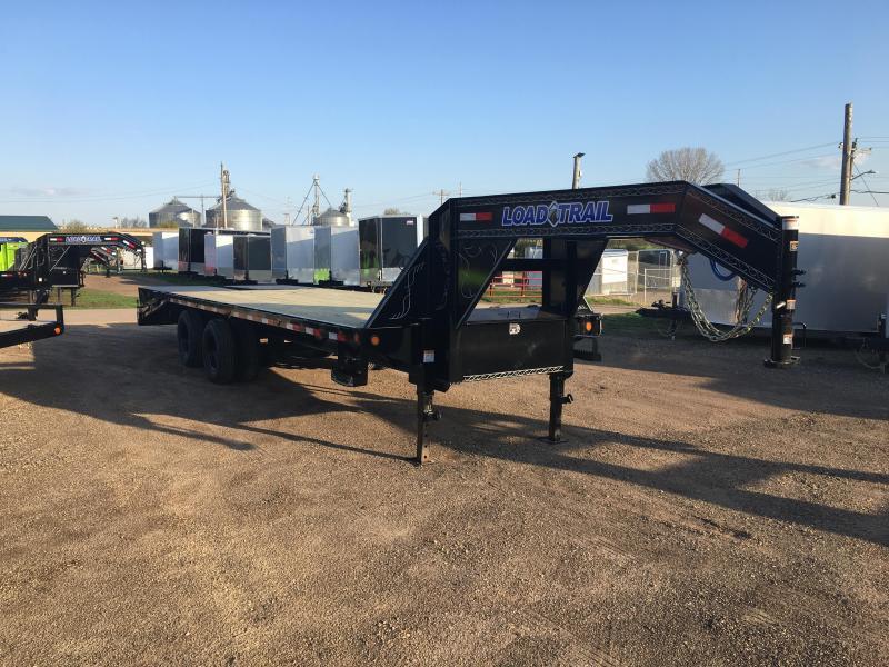 2019 Load Trail 102X32 Gooseneck Deckover Equipment Trailer