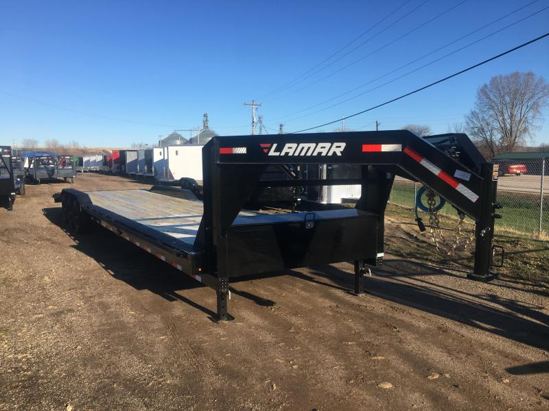 2019 Lamar Trailers 102X38 Gooseneck Car Hauler in Ashburn, VA