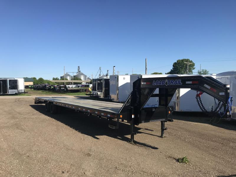 2019 Load Trail 102X40 Gooseneck Deckover Equipment Trailer in WI