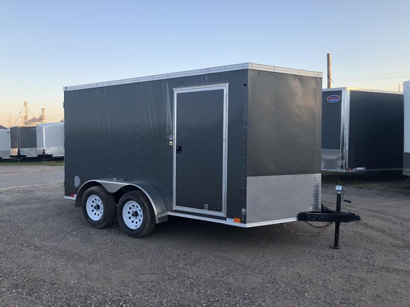 2019 United Trailers 7X12 Enclosed Cargo Trailer
