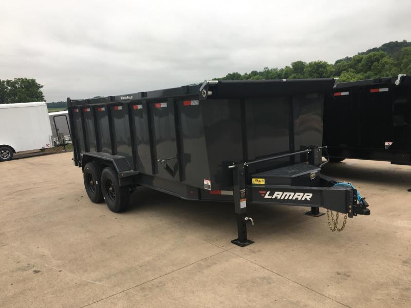 2019 Lamar Trailers 83X16 Dump Trailer in Ashburn, VA