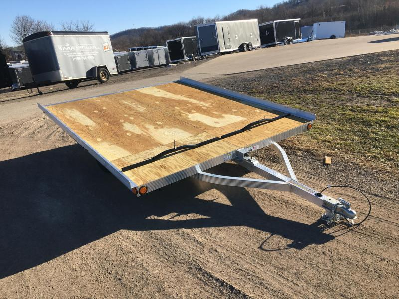 2019 Triton 101X10 2 Place Snowmobile Trailer in Ashburn, VA