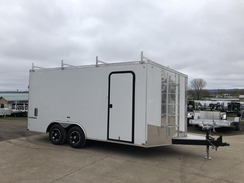 2019 Impact Trailers 8.5X16 Enclosed Cargo Trailer in Ashburn, VA
