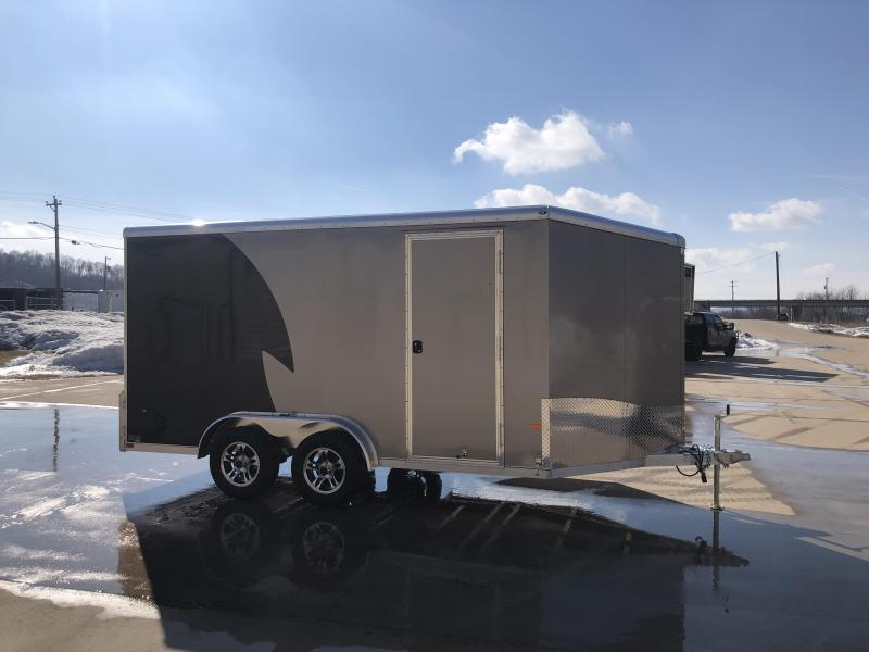 2019 NEO Trailers 7.5X14 Aluminum Enclosed Cargo Trailer
