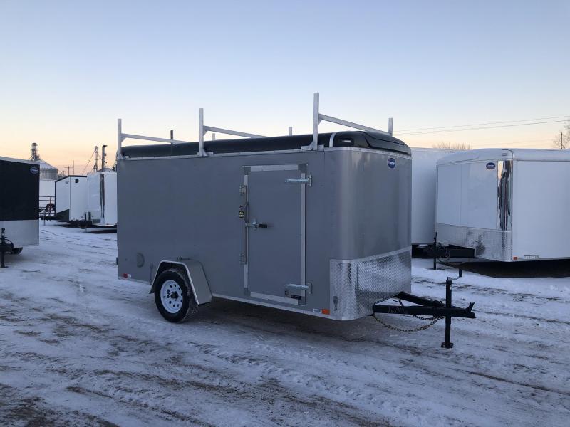2019 United Trailers 6X12 Enclosed Cargo Trailer