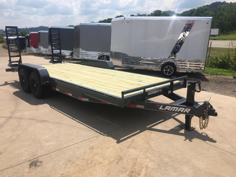 2019 Lamar Trailers 83X20 Car Hauler in Ashburn, VA