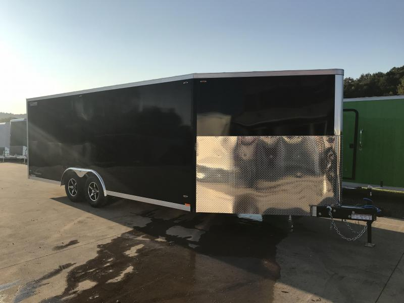 2019 Legend Manufacturing 8.5X26 Trailmaster Snowmobile Trailer in WI