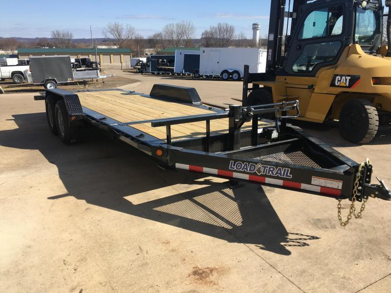2019 Load Trail 83X20 Gravity Tilt Equipment Trailer