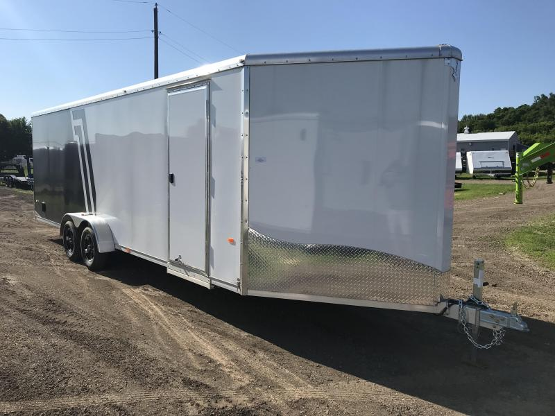 2019 NEO Trailers 7X28 Inline Snowmobile Trailer in Ashburn, VA