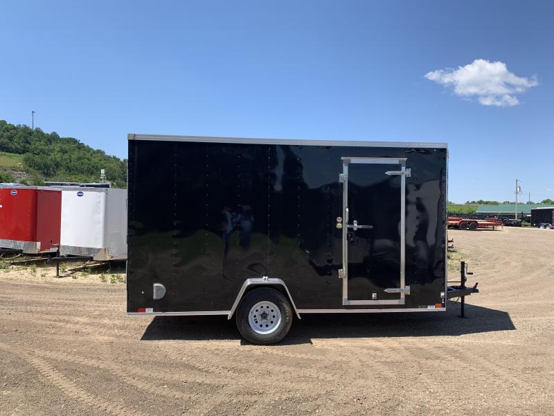 2019 United Trailers 7X14 Enclosed Cargo Trailer in WI