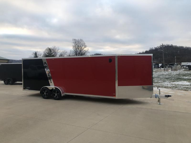 2019 Legend Manufacturing 7X27 Inline Snowmobile Trailer in Ashburn, VA