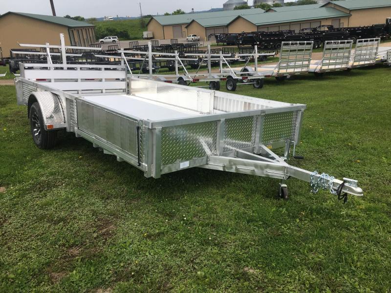 2020 Rugged Terrain 81.5X14 Aluminum Utility Trailer in Ashburn, VA