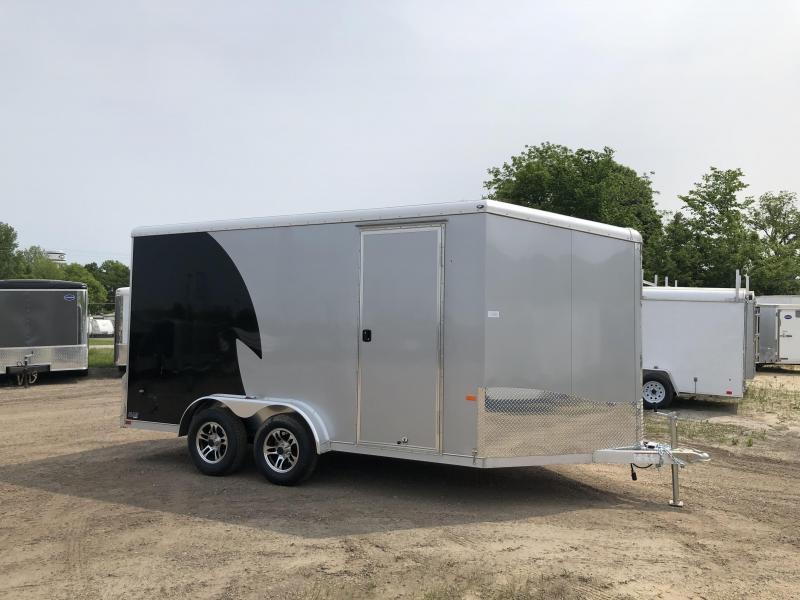 2019 NEO Trailers 7.5X14 Aluminum Enclosed Cargo Trailer in Ashburn, VA