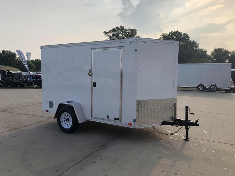2019 United Trailers 6X10 Enclosed Cargo Trailer