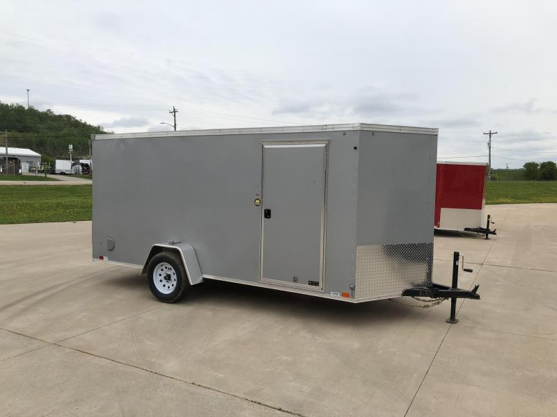 2020 United Trailers 6X14 Enclosed Cargo Trailer