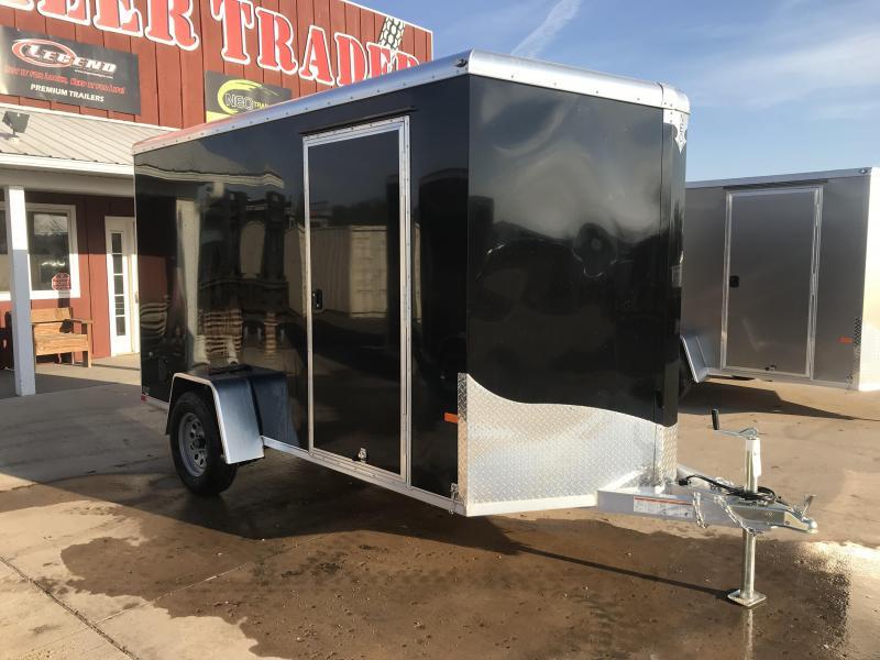 2019 NEO Trailers 6X12 Aluminum Enclosed Cargo Trailer in Ashburn, VA