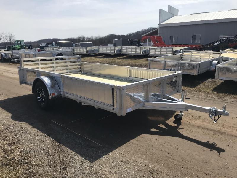2020 Rugged Terrain 81.5X12 Aluminum Utility Trailer