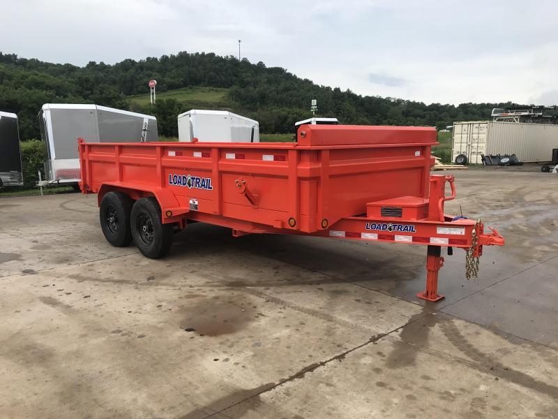 2019 Load Trail 83X16 Dump Trailer in Ashburn, VA