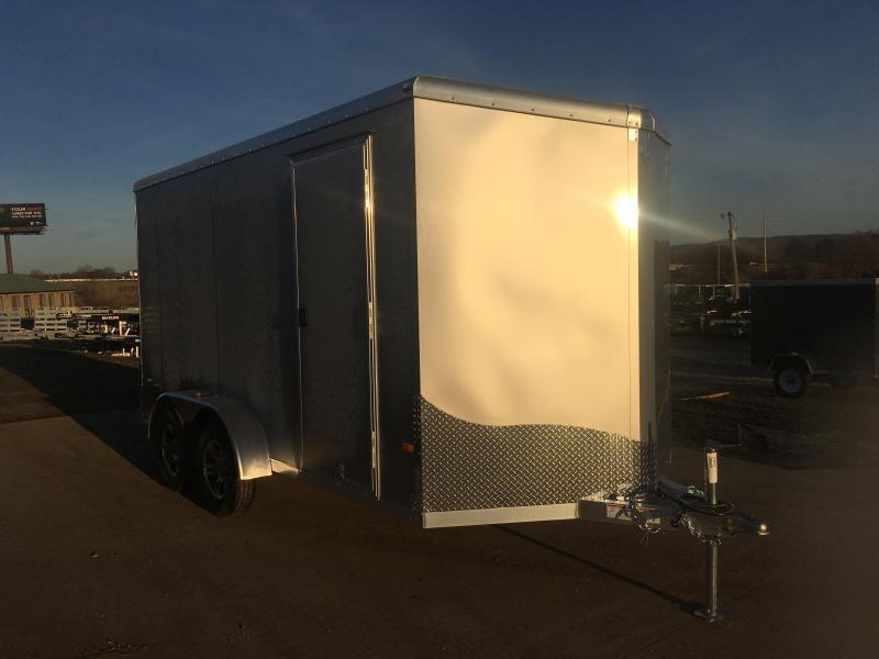 2019 NEO Trailers 7X14 Aluminum Enclosed Cargo Trailer in Ashburn, VA