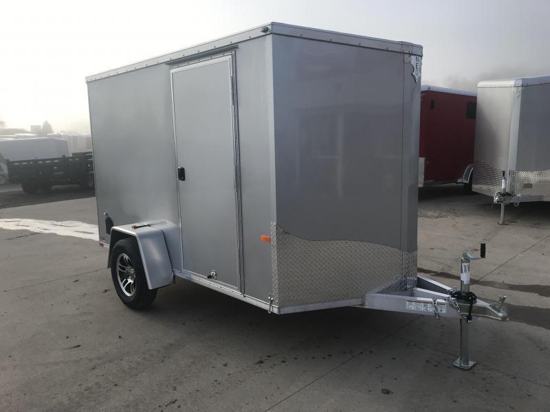 2019 NEO Trailers 6X10 Aluminum Enclosed Cargo Trailer