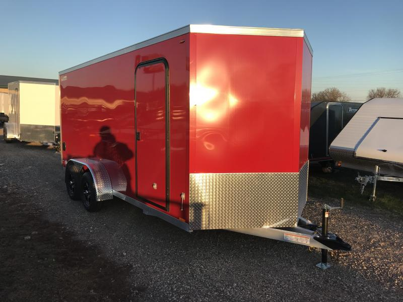 2019 Legend Trailers 7X16 Aluminum Enclosed Cargo Trailer in Ashburn, VA