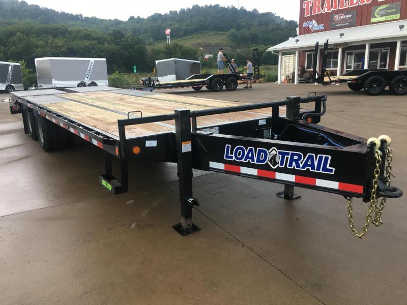 2020 Load Trail 102X30 Deckover Equipment Trailer