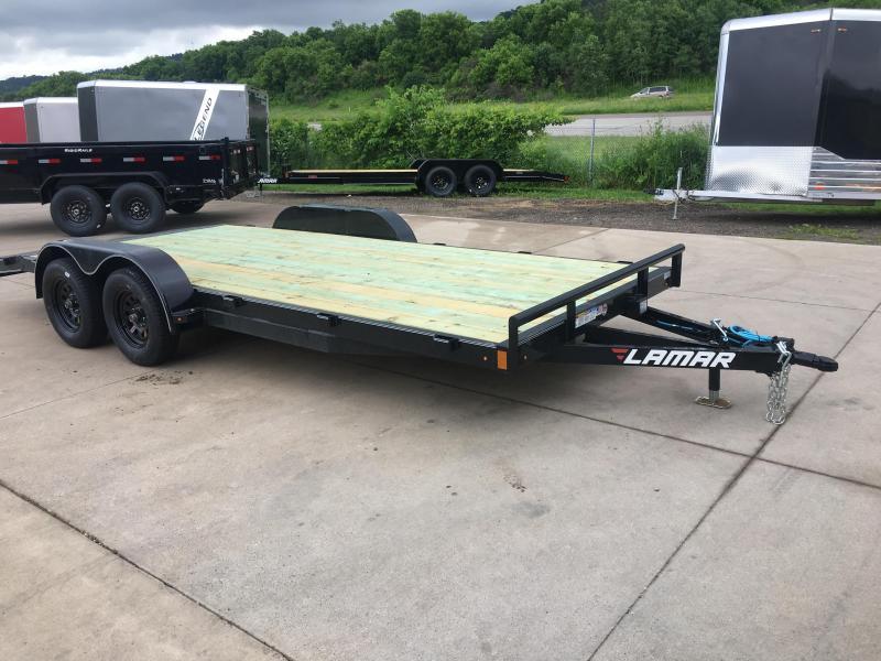2019 Lamar Trailers 83X18 Car Hauler in Ashburn, VA