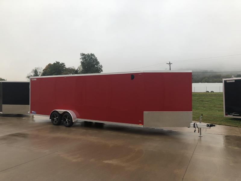 2019 Legend Manufacturing 7X29 Inline Snowmobile Trailer in Ashburn, VA