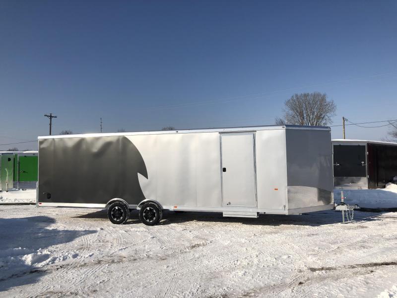 2019 NEO Trailers 8.5X30 Aluminum Enclosed Cargo Trailer