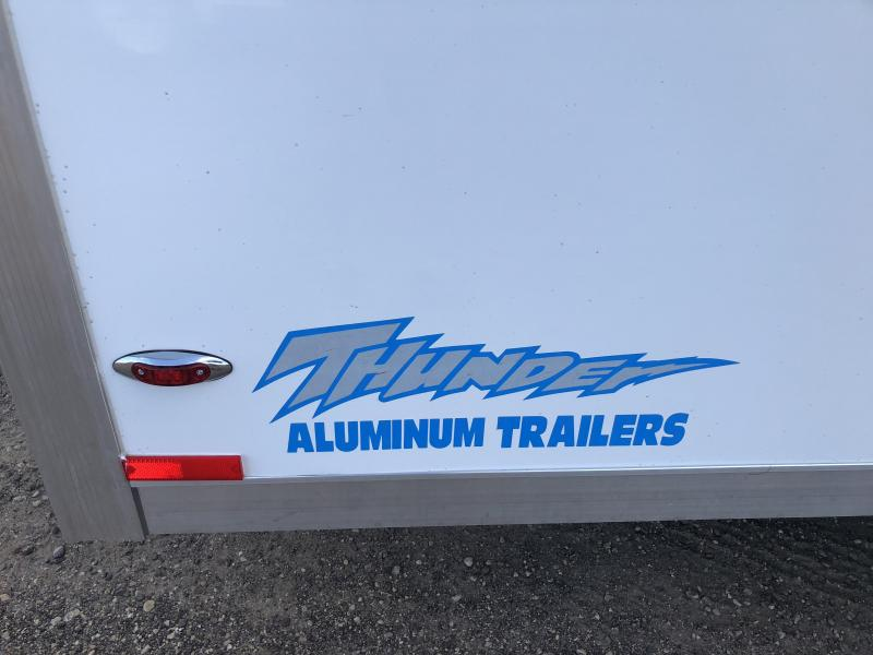 2019 Legend Manufacturing 7X19 Inline Snowmobile Trailer