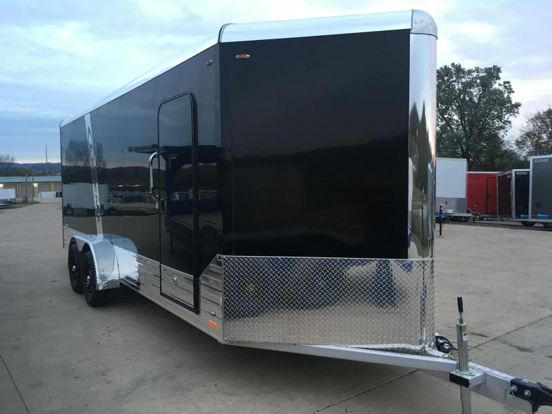 2019 Legend Manufacturing 7X20 Aluminum Enclosed Cargo Trailer