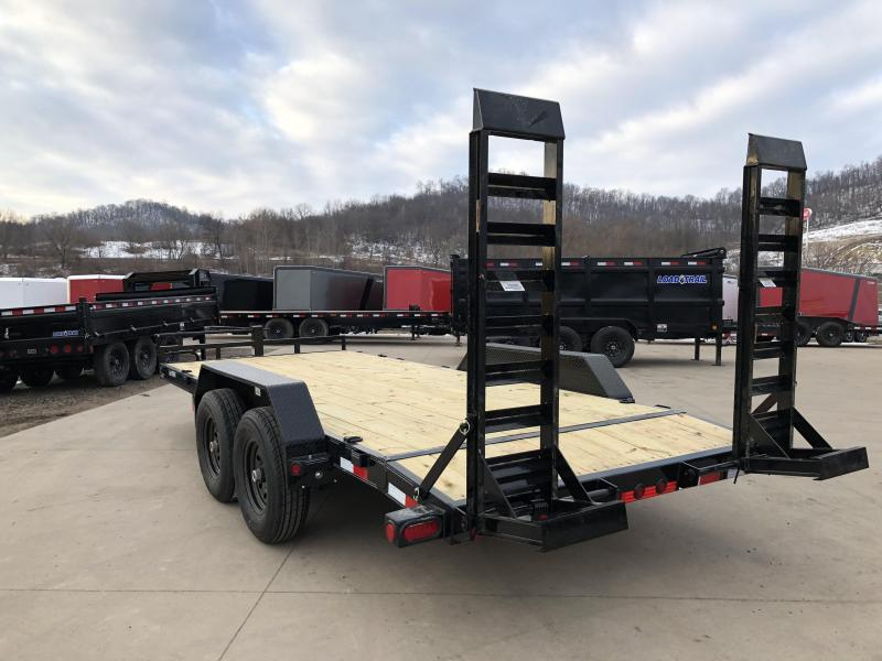 2018 load trail 83x18 car hauler load trail trailers largest Flatbed Trailers at Loadtrail Cold Weather Wiring Harness