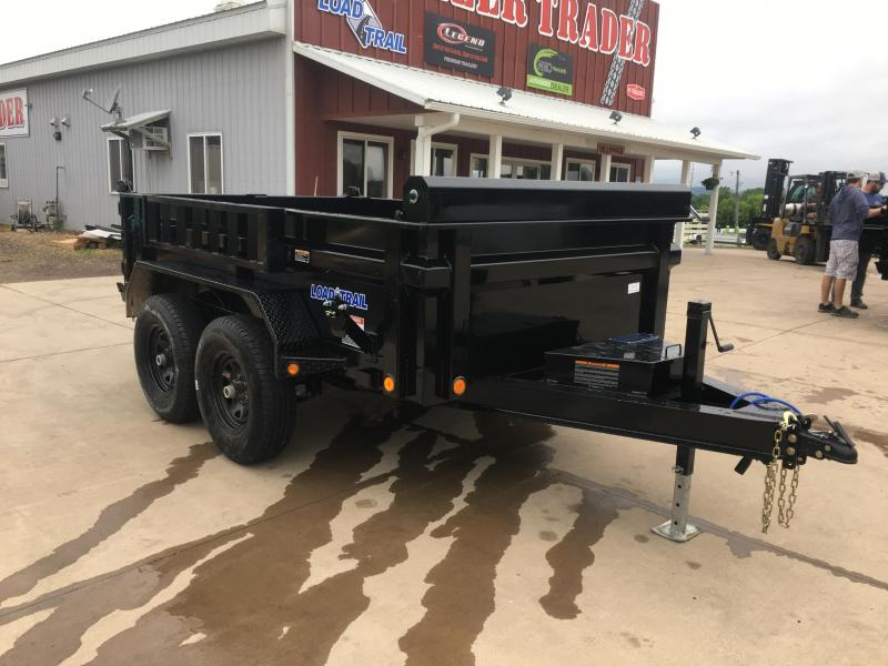 2019 Load Trail 72X10 Dump Trailer