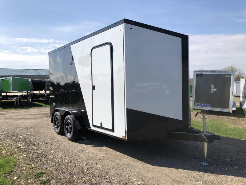 2020 Impact Trailers 7X14 Enclosed Cargo Trailer in Ashburn, VA