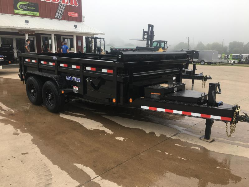 2019 Load Trail 83X14 HD Dump Trailer