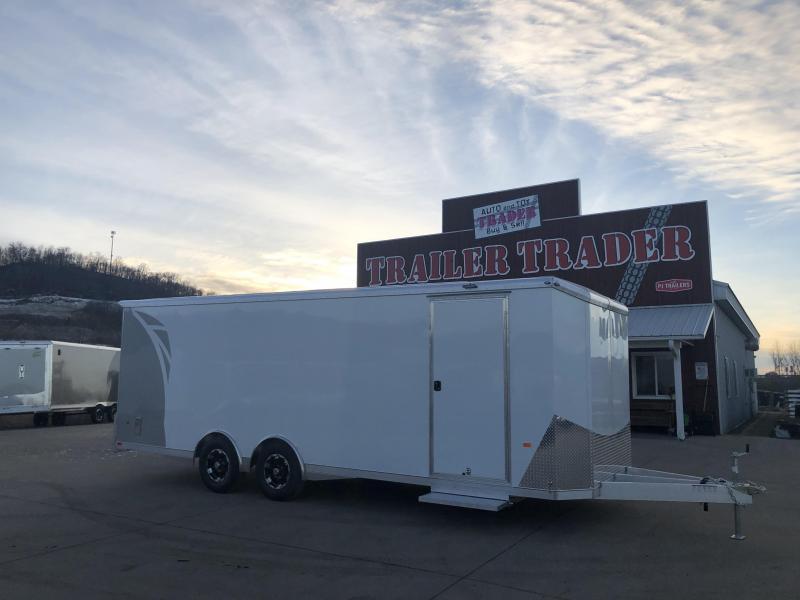 2019 NEO Trailers 8.5X24 Aluminum Enclosed Cargo Trailer in Ashburn, VA