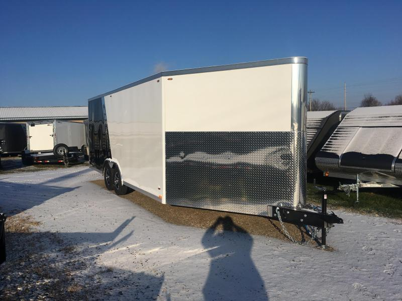 2019 Legend Manufacturing 8.5X26 Aluminum Snowmobile Trailer in Ashburn, VA