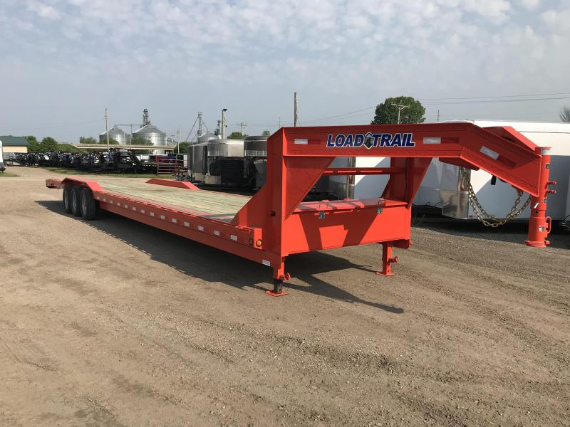 2019 Load Trail 102X40 Gooseneck Car Hauler