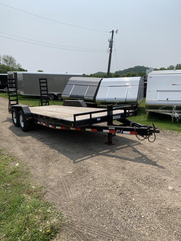 2012 PJ Trailers 83X20 Car Hauler in Ashburn, VA