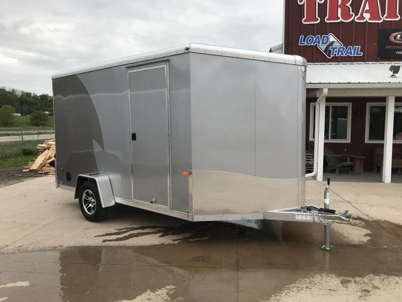 2019 NEO Trailers 7X12 Aluminum Enclosed Cargo Trailer in Ashburn, VA